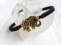 The Elephant often symbolizes strength, wisdom and power, as well as a symbol of good luck.