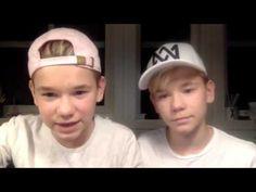Marcus & Martinus FACEBOOKLIVESTREAM 20/10-16 PART 1 - YouTube