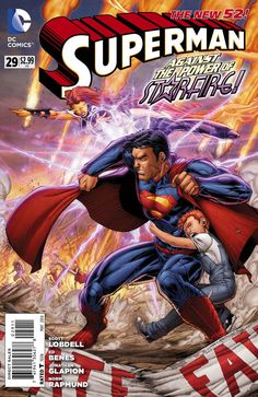 Superman #29 - 1,000 Degrees In The Shade (Issue)