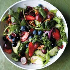 Meatless Monday Recipe: Antioxidant Orchard Salad