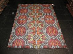 We are loving this new New Rumi Collection we received today. Hand knotted in India, Distressed, and Affordable!