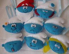 Coleção Smurfs