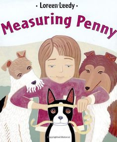 Measuring/Math ages 7-9  Measuring Penny by Loreen Leedy,http://www.amazon.com/dp/0805065725/ref=cm_sw_r_pi_dp_50jqsb0DCZXB014W