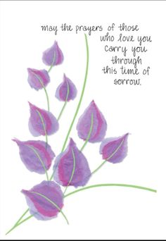 So sorry to hear of the loss of your dear brother Linda . Must be a very sad time for you . In my heart . And prayers . Sympathy Verses, Sympathy Card Sayings, Greeting Card Sentiments, Words Of Sympathy, Condolence Messages, Sympathy Wishes, Condolences Quotes, Grief Poems, Funeral Cards