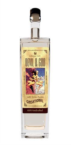 Germany # Gin of the World # Devil & God #