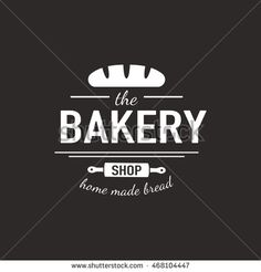 Set of bakery badges with bread, pastry icons and design elements. Vector labels and bakery logo for signage, branding, advertisement. Template of bakery logo and badges for fresh baked goods
