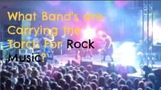 What Band's are Carrying the Torch For Rock Music? #gretavanfleet #rivalsons #royalblood #blackkeys #theprettyreckless #lilyvsixx #rockrageradio #sonsofapollo #butcherbabies #blackcountrycommunion #loulombardimusic #loudinirockandrollcircus
