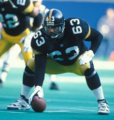 The Drafting of the 2012 Class - The Pittsburgh #Steelers used the '88 draft to pick the eventual replacement for legendary center Mike Webster.