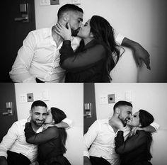 Sebastian via Instagram: Por la que abrió mis ojos a todos los tipos de amor. Te adoro y no tengo intención de parar. Feliz San Valentín.  ❤❤❤❤😍😍😍😍