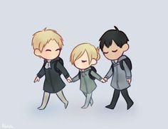 Titan Trio!