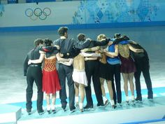 Team Canada! / figure skating