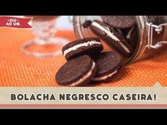 Bolacha Negresco Caseira