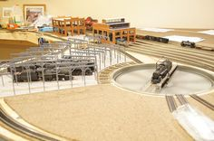"""""""Rutland Yard"""" Kitbashing & scratch building Structures HO 