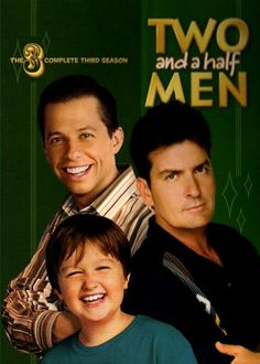 Two And A Half Men: The Complete Third Season (2005-2006)