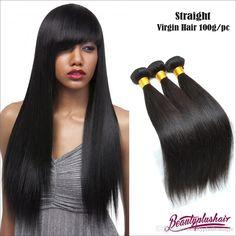 Peruvian Virgin Hair Extensions Straight Hair Weaves 300g Unprocessed Virgin Hair Bundles 100% Human Hair Wefts Dhl Hair Extensions Weft Hair Extension Wefts From Beautyplusboutiqye, $46.13  Dhgate.Com