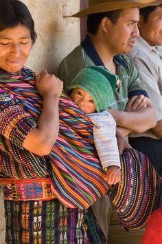 sleepy baby... #Guatemala
