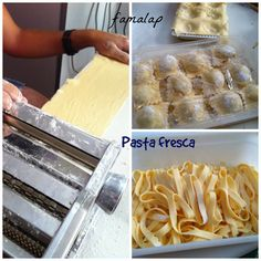Cocina Fácil Sin Gluten Foods With Gluten, Gluten Free Recipes, Pasta Sin Gluten, Fresh Pasta, Diy Food, Crepes, Free Food, Macaroni And Cheese, Ethnic Recipes