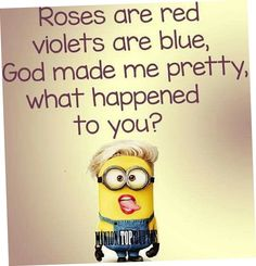 funny facts For all Minions fans this is your lucky day, we have collected some latest fresh insanely hilarious Collection of Minions memes and Funny picturess Really Funny Memes, Stupid Funny Memes, Funny Relatable Memes, Haha Funny, Funny Texts, Epic Texts, Top Funny, Funny Guys, Funny Jokes To Tell