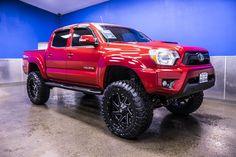2014 Toyota Tacoma TRD 4x4