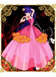 Flower Princess Musa by Bloom2 on deviantART