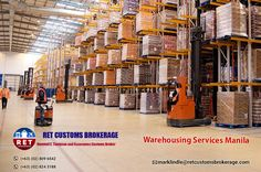Warehousing Strategy Helps Businesses with Better Custom Clearance Cargo Services, Moving Services, Makati City, Packing To Move, Manila Philippines, Packers And Movers, Good Company, Warehouse, Business