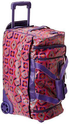 Hadaki Coated Canvas Good Times Roller Carry On *** Check out the image by visiting the link. (This is an Amazon Affiliate link and I receive a commission for the sales)