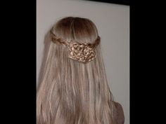 ▶ Amanda Seyfried Letters to Juliet Braided Hairstyle: Two side braids form a braided bun or rosette in the middle that is very much like bohemian or pancake braids. | YouTube