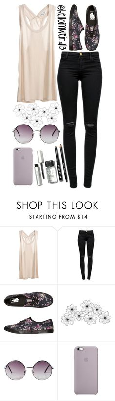 """britt nicole ~ still that girl"" by helloimweird13 on Polyvore featuring J Brand, Vans, Monki and Bobbi Brown Cosmetics"