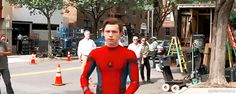 TOM HOLLAND YOU ARE SO ADORABLE!!!
