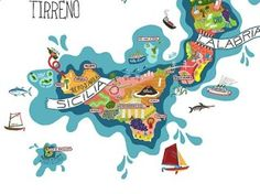 Map of the wines of italy (3)