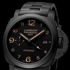 Panerai Tiluminor Luminor GMT1950 - It's really a beautiful watch
