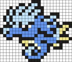 Search Results: Pokemon Bead Patterns Perler Bead Pokemon Patterns, Pokemon Perler Beads, Melty Bead Patterns, Beading Patterns, Loom Patterns, Knitting Patterns, Pyssla Pokemon, Pokemon Craft, Pixel Art Templates