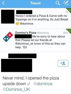 ordering pizza | #funny