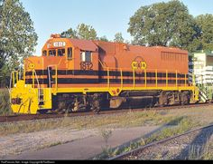 Net Photo: ALM 1812 Arkansas, Louisiana & Mississippi Railroad EMD at Monroe, Louisiana by RailBaron Favorite Pastime, Diesel Engine, Model Trains, Locomotive, Wyoming, Arkansas, Mississippi, Monroe Louisiana, Transportation