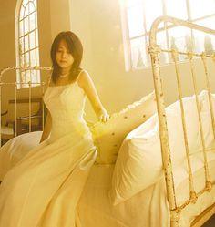 Pop Singers, Japanese Beauty, Gorgeous Women, White Dress, Prom Dresses, Elegant, Lady, Yahoo, Asian