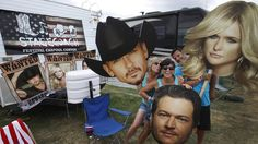 Some of CGS best headed to the Stagecoach Music Festival! There time there wouldn't be complete without some custom Tim McGraw, Miranda Lambert, and Blake Shelton heads by Stagecoach Music Festival, Tim Mcgraw, Miranda Lambert, Blake Shelton, Meet, Entertaining, Creative, Prints, Funny