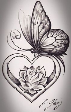 Love this, it's a good idea for a tattoo. ICR if I've put it on already, sorry, my illnesses cause memory loss.