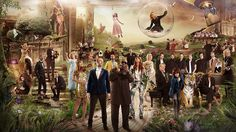 Every single musician is in this 'God Only Knows' video for BBC Music