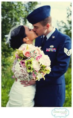 airforce uniform so cute! of course this hit a little soft spot in my heart lol