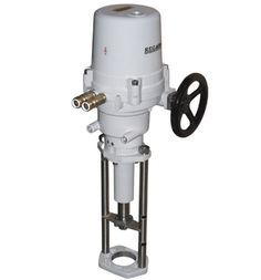 Explosion-proof electric linear actuator UL 2-Ex.