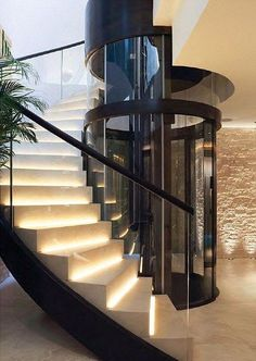 30 Luxury Staircase Design Ideas For Modern House