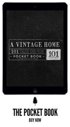 Vintage Home Decor Ebook