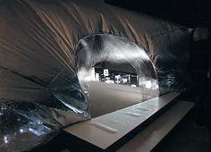 suppose design office: light installation for toshiba