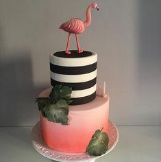 Créditos: @carolinecontelli Ideias Criativas para Festa Flamingo