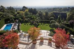 Beautiful View of Vienna. (Luxury Real Estate Vienna) wit a Country Life, Country Living, French Country, Villa, Ranch Life, Natural Life, Luxury Living, Luxury Real Estate, Farm Life