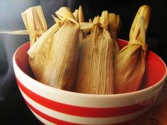 Homemade tamale tutorial from a chef! Easy stuff...