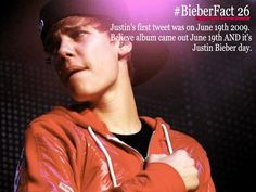 JUSTIN BIEBER DAY JUNE 19TH GOTTA REMEMBER THIS!