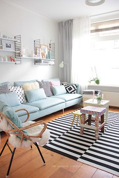 A sofa story by IDA Interior LifeStyle, via Flickr