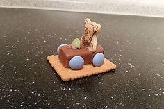 Schoko-Auto 13 Kids Meals, Wooden Toys, Kindergarten, Presents, Food, Ferdinand, Autos, Bakken, Vegan Biscuits