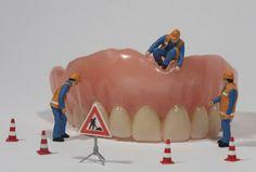 Bei uns wird Ihr Gebiss nicht zur Baustelle. #ZahnarztBerlin bringt Ihre Zähne auf Hochglanz: http://www.casa-dentalis.de/ und http://www.zahnarzt-herbst.de/